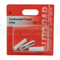 Continental Fuses 8 Amp