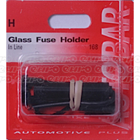 Fuse Holder In Line Glass