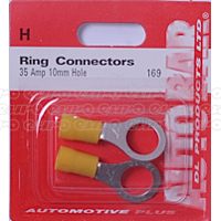 Ring Connector 10mm 35 Amp