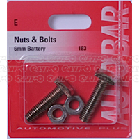 Battery Nuts & Bolts