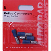 Male Bullets 15 Amp