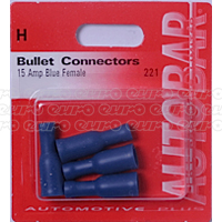 Female Bullets 15 Amp