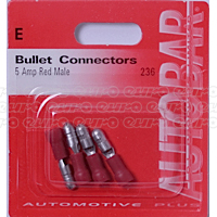 Male Bullets 5 Amp