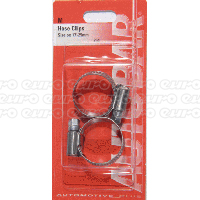 Hose Clips - Size 0x 17-25mm