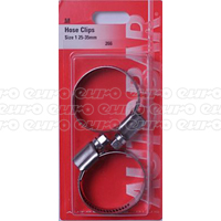 Hose Clips - Size 1 25-35mm
