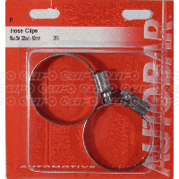 Hose Clips Size 2A 35-50mm