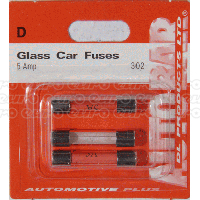 Glass Fuses 5 Amp