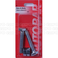 Nuts & Bolts 10mm x 55mm