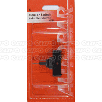 Rocker Switch - Amber