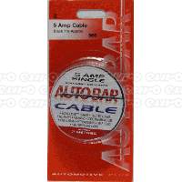 5 Amp Cable - 7m App. Black