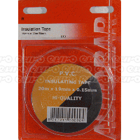Insulation Tape - Black Extra Long