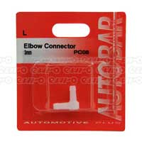 Elbow Connector 3mm