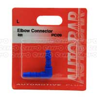Elbow Connector 4mm