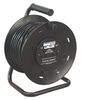 Sealey BCR50 Cable Reel 50mtr 4 x 230V 1.25mm? Thermal Trip