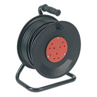 Sealey BCR503T Cable Reel 50mtr 3 x 230V Thermal Trip