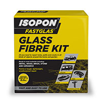 U-Pol Fastglas Glass Fibre Kit (Large)