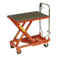 Sealey HPT150 Hydraulic Platform Truck 150kg