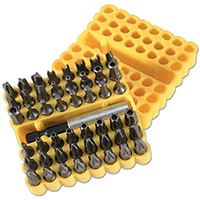 Laser Bit Set - Multi-purpose 49pc
