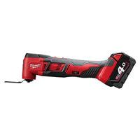 Milwaukee M18 Multi Tool (1 x 4.0ah battery, 1 x 2.0ah battery, charger, BMC)
