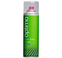 Optima Dark Grey Primer Aerosol (300ml)