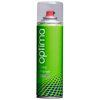 Optima Grey Primer Aerosol (300ml)