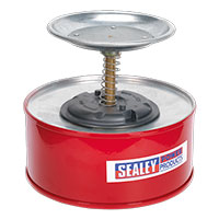 Sealey PC1 Plunger Can 1ltr