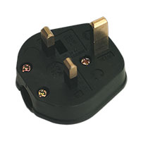 Sealey PL13/320S Resilient Plug 13Amp Heavy-Duty