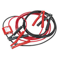 Sealey PROJ/12 Booster Cables 5mtr 400Amp 20mm with 12V Electronics Protection