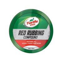 Turtlewax Red Rubbing Compound 250G