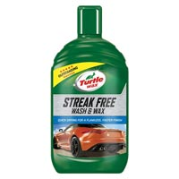 Turtlewax Streak Free Wash & Wax 500ml