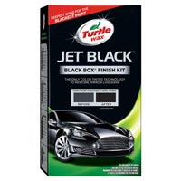 Turtlewax Jet Black Box Finish Kit