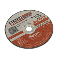 Sealey PTC/3C Cutting Disc 75 x 2mm 10mm Bore