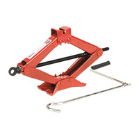 Sealey 58M Scissor Jack Heavy-Duty 1.5tonne