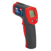 Sealey VS904 Infrared Laser Digital Thermometer 12:1