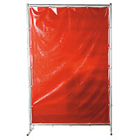 Sealey SSP99 Workshop Welding Curtain to BS EN 1598 & Frame 1.3 x 1.75mtr