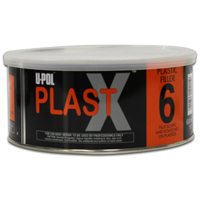 Plastx Smooth High Adhesion Body Filler For Plastics - 600Ml