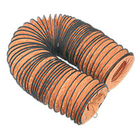 Sealey VEN300AK2 Flexible Ducting ?300mm 10mtr