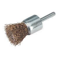 Sealey VS1803 Flat Top Decarbonising Brush 24mm