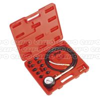 Sealey VSE203 Oil Pressure Test Kit 12pc