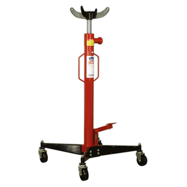 Sealey 1000TR Transmission Jack Yankee 1.0ton Vertical