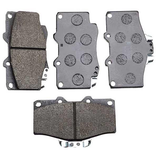 Eicher Premium Brake Pad