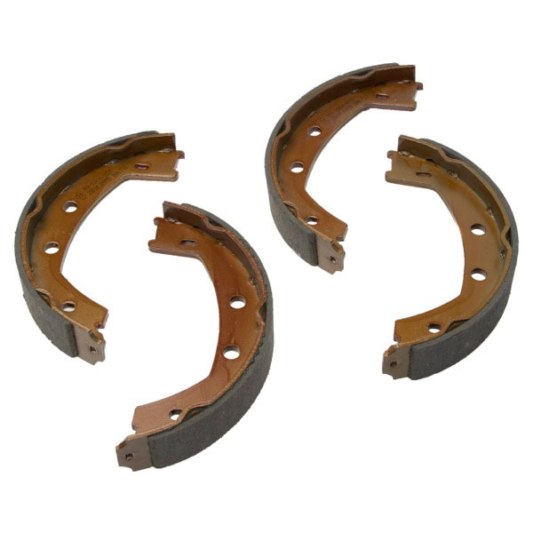 Pagid H/Brake Shoe Set