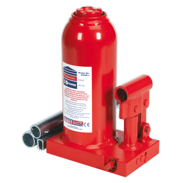 Sealey 20HM Bottle Jack Premier 10ton