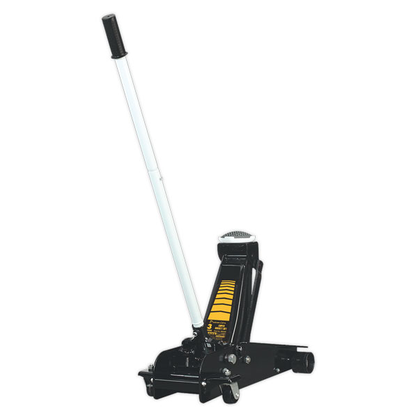 Sealey 3003CXQ Trolley Jack Premier 3ton Super Rocket Lift