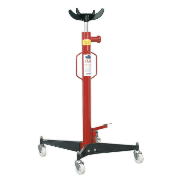 Sealey 300TR Transmission Jack Yankee 0.3ton Vertical