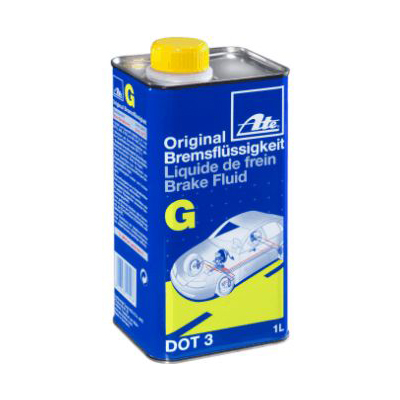 ATE DOT3 Brake Fluid - 1Ltr
