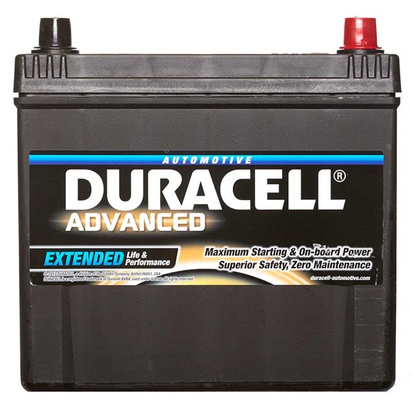 Duracell DA60 Advanced Car Battery Type 005 - 5 Year Guarantee