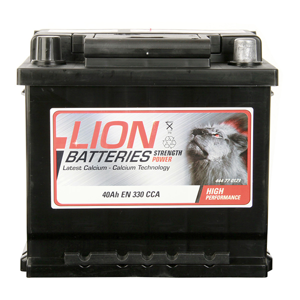 Lion 012 Car Battery - 3 Year Guarantee