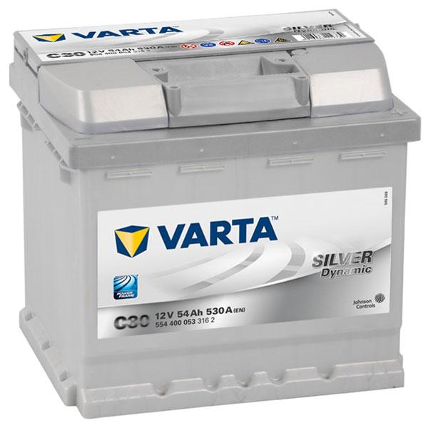Varta Silver Battery(012 Car Battery - 5 Year Guarantee)