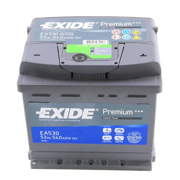 Exide Premium Battery 012 4 Year Guarantee